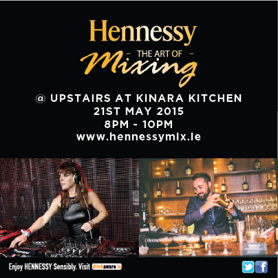 Hennessy the art of mixing at upstairs bar terrace for Terrace meaning in urdu